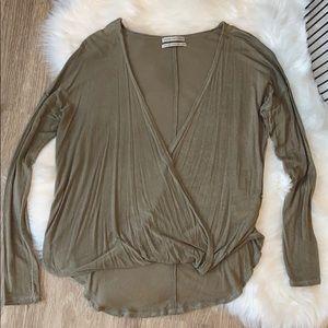Long Sleeve UO Cross Soft Shirt